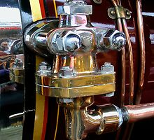 Polished Pipework by Geoff Spivey