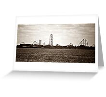 Cedar Point  Greeting Card