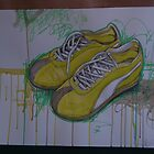 Puma sneakers by Andrew Hennig