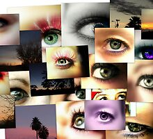 Eye Collage by down23