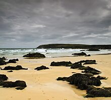Lewis: Rocky Beach by Kasia-D