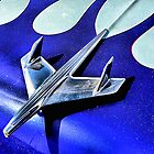 Chrome Hood Ornament by Joe Schaf