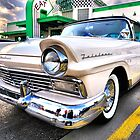 57 Ford Fairlane by Joe Schaf