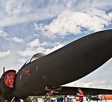 U-2 Spyplane by Jim Haley