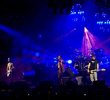 Jane's Addiction by Sue  Cullumber