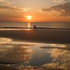 Tybee Island Sunrise by Jim Haley