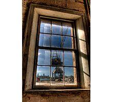 Crane View Photographic Print