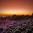 Empty sunrise by Rodney Trenchard