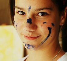 Mia...The painter by Lachinov