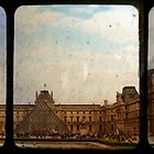 the louvre paris by closeddoor