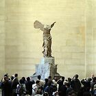 winged victory of samothrace by closeddoor
