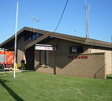 Batemans Bay 217 Fire Station  by roybob