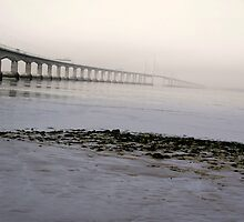 severn bridge by Mark Whitehouse