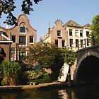 Utrecht - Inner City Garden by theBFG
