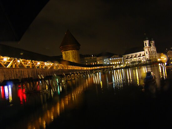 Lucerne Beauty  by Al Bourassa