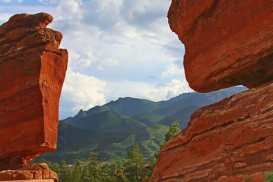 "Garden of the Gods - This place ""ROCKS""! by Christine Till  @    CT-Graphics"