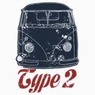 Type 2 by Jake Harvey
