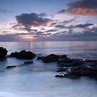 Mills Beach  by Vickie Burt