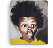 BuckWheaT Canvas Print