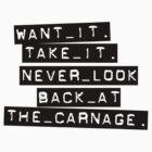 Carnage by Ryan Vox