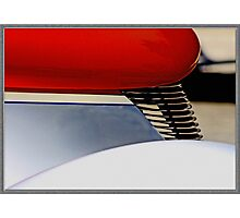 Street Rod Abstract Photographic Print
