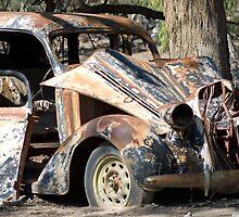 Burnt out by Katrina Freckleton