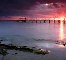 Morning Beams by Alistair Wilson