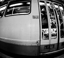 Big Tram by Aaron  Sheehan