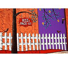 822 Pace Avenue Photographic Print