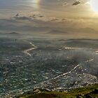 Kabul Misty Morning by EvergreenImp