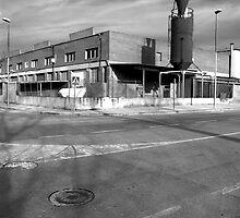 Industrial buildings by Rafa  Fernandez Torres