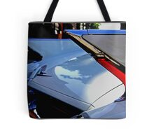 Twin Fins Tote Bag
