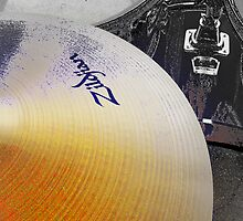 Z cymbal drums by rtographsbyrolf
