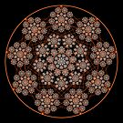 'Child Web Mandala' by Scott Bricker