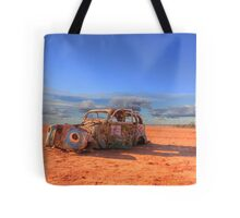 Historic Breakdown Tote Bag