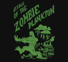Zombie Plankton [dark colours version] by mcdf