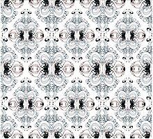 Rush pattern Photographic Print