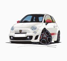 Fiat New 500 Abarth by Richard Yeomans