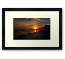 Perfect Day Framed Print
