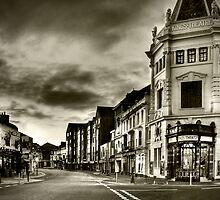 Peaceful city by GordonScott