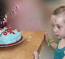 Birthday Wish Number 4 by Laurie Search