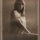 Albumen print from Type 55 negative. by Joseph N. Hall
