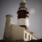 Agulhas Lighthouse by StefZao