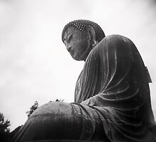 kamakura buddha by irisphotography