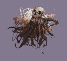 Deathtopus by BlackEel