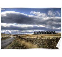 Prairie Road Poster