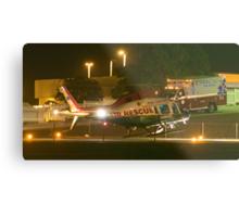 Air Rescue touchdown Metal Print