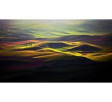 Ribbon of Light Photographic Print