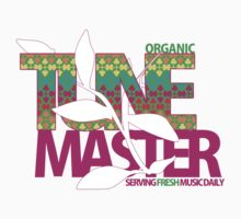Organic Tune Master. Serving Fresh Music Daily by Paulina Fadrowska