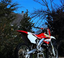 Honda Cr125 by Justin Emery